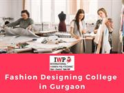Fashion Designing College in Gurgaon