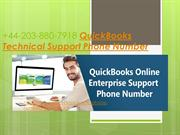 44-203-880-7918 QuickBooks Technical Support Phone Number