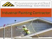 Industrial Painting Contractor