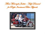 Mens Motorcycle Jackets – High Demand for Right Investment Bike Appare