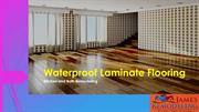 Waterproof Laminate Flooring for Kitchen and Bathrooms