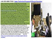 44-203-880-7918  Sage Technical Support Phone Number 3