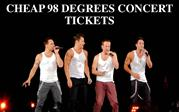 98 Degrees Concert Tickets from Ticket2concert