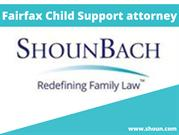 Child Support Lawyers Fairfax