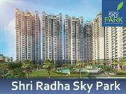 Shri Radha Sky Park ready to move flats in noida extension