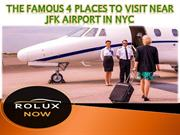 The famous 4 places to visit near JFK Airport in NYC