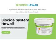 Easy and Smart Odor Remover Products - Biocide Systems