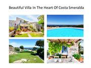 Charming Property with Spectacular Sea View For Sale