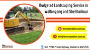 Budgeted Landscaping Service in Wollongong and Shellharbour