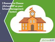 User-friendly School Management System