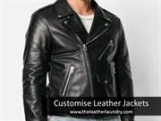 Customise Leather Jackets - The Leather Laundry