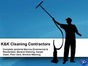 Benefits of Hiring Professional Office Cleaning Services in Kalamazoo