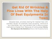 Get Rid Of Wrinkles & Fine Lines With