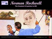 Norman Rockwell - The Great US 20C Painter