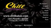 Order Cake Delivery Gurgaon - Chillbakes
