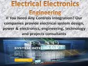 Ally Controls LLC Electrical Electronics Engineering