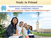 Overseas Education Poland – Best Study Destination in Europe