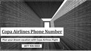 Plan your dream vacation with Copa Airlines Flight