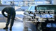 Get Your Car Serviced After This Horrific Winter