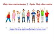 Early intervention | NSW | aspire early intervention