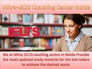 Mitra-IELTS Coaching Center Noida