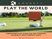 Konnectgolf - Golf Clubs, NYC Golf, Trackman Golf,