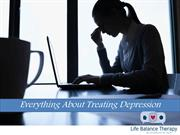 Everything About Treating Depression