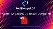 CompTIA  [Security+] SY0-501 Dumps Pdf - Pass With High Score