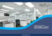 What are the Advantages of LED Panel Lights?