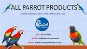 All Parrot Products – Leading Online Parrot Store in Michigan, USA