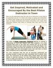 Get Inspired, Motivated and Encouraged By the Best Pilates Instructor