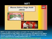 NIFT Entrance Exam Coaching