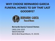 Funeral Home Miami Choose us and Get Best Services