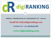 Top SEO Company In Ghaziabad – digiRANKING IT Services