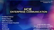 How-to-clear-HCIE Enterprise Communication-exam-in-first-attempt