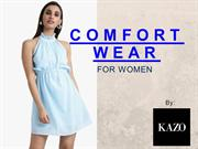 Women comfort wear- Days of Comfort Clothing for Women