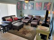 Cocoa Beach Oceanfront Upgraded Condo Vacation Rental
