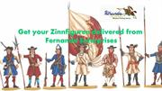 Get your Zinnfiguren delivered from Fernando Enterprises