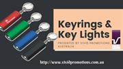 Vivid Promotions Australia | Personalised Keyrings With Brand Name