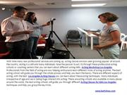 Online Acting Classes &  Acting Classes for Teens Los Angeles