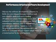 Odyssey IT Services Company | Website Development Company India