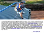 Roof Cleaning South Hills & Gutter Washing Pittsburgh