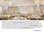 Banquet Hall Richmond Hill  & Wedding Venue Vaughan