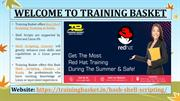Shell Scripting Training | Shell Scripting Courses