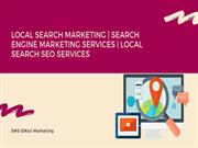 Local Search Marketing - Search Engine Marketing Services Chen