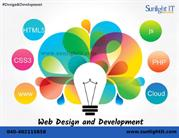 Web design and development companies in Hyderabad