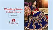 Wedding Sarees Collection 2019