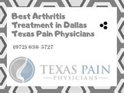 Best Arthritis Treatment in Dallas