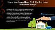 Secure Your Surrey Home With The Best Home Insurance Coverage