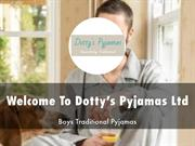 Dotty_s Pyjamas Ltd Presentations